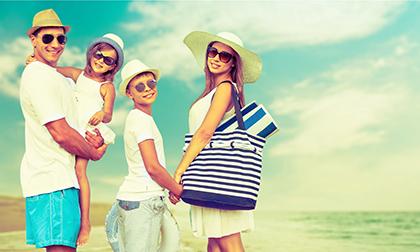 vacanza famiglia Follonica